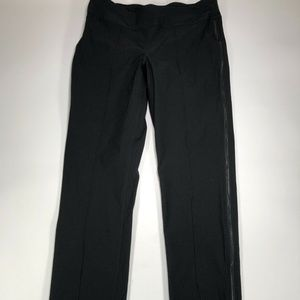 JOFIT Live-In Pant Black Golf Yoga Pants with Full